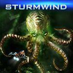 Sturmwind cover Sega Dreamcast