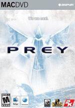 Prey Mac cover