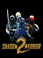 Shadow Warrior 2 cover