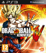 DBXV PS3 Cover