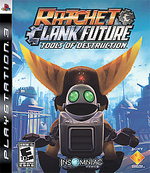 Ratchet&ClankFutureToolsofDestruction