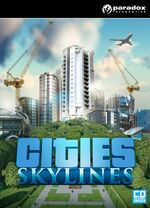 Cities Skyline cover