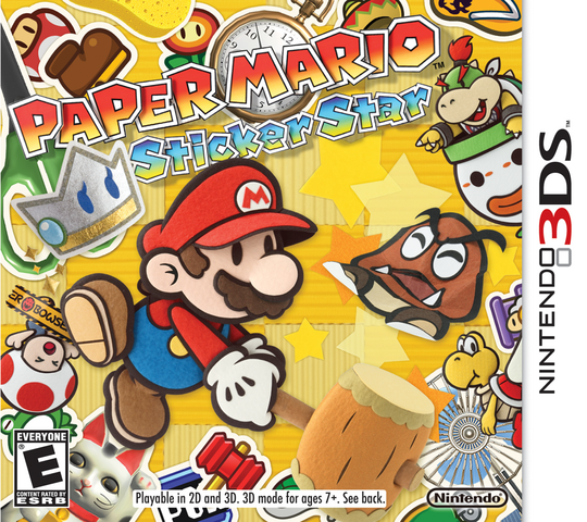 File:Paper mario sticker star box art.png