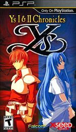 Ys chronicles