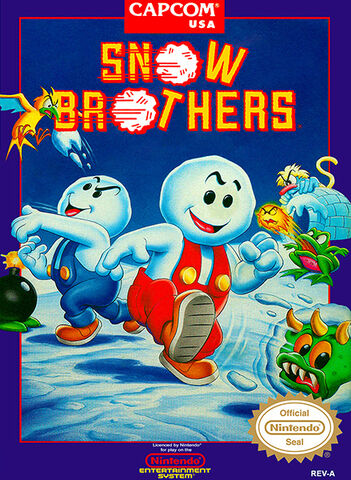 File:Snow Brothers NES cover.jpg