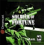 Soldier of Fortune DC