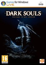 Dark Souls Prepare To Die Edition cover PC