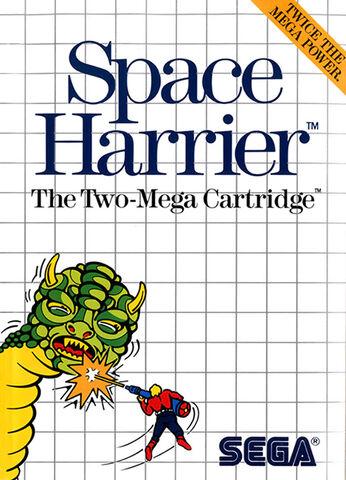 File:Space Harrier SMS box art.jpg