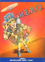 Atari 2600 HERO box art