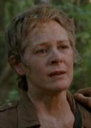 Carol emotional