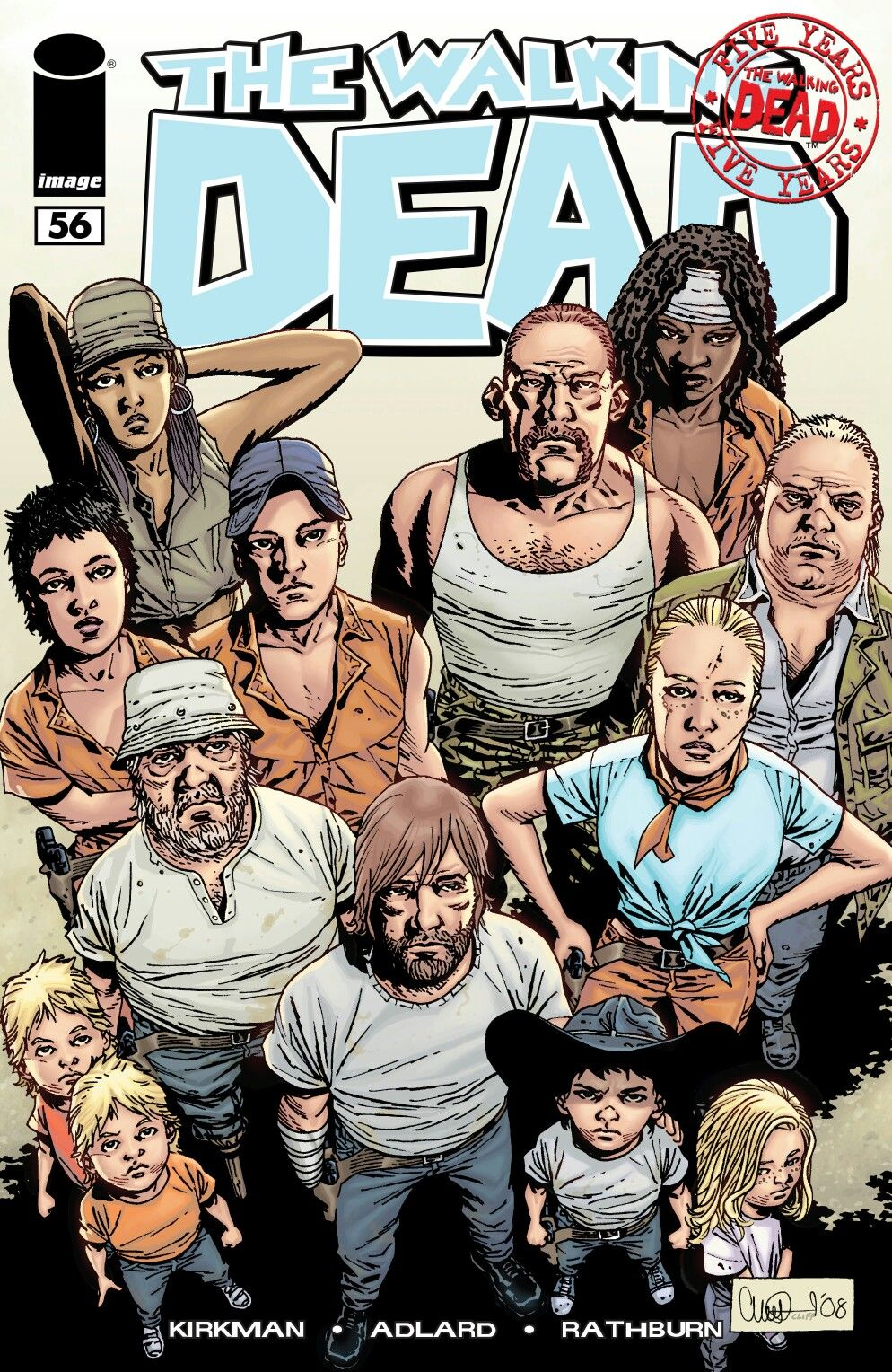 Walking dead issue 67 online dating 4