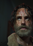 AMC 503 Rick Bloody Face
