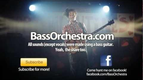 The Walking Dead My Zombie Valentine (Bass Orchestra)