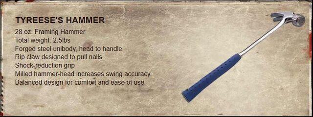 File:Tyreese's Hammer.JPG