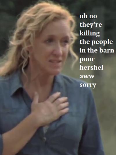Patricias empathy