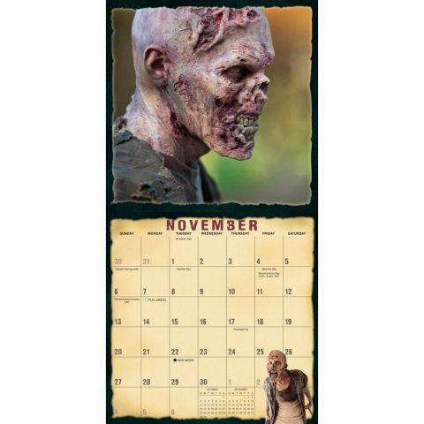 File:Walkers of AMC's The Walking Dead Wall Calendar 4.jpg