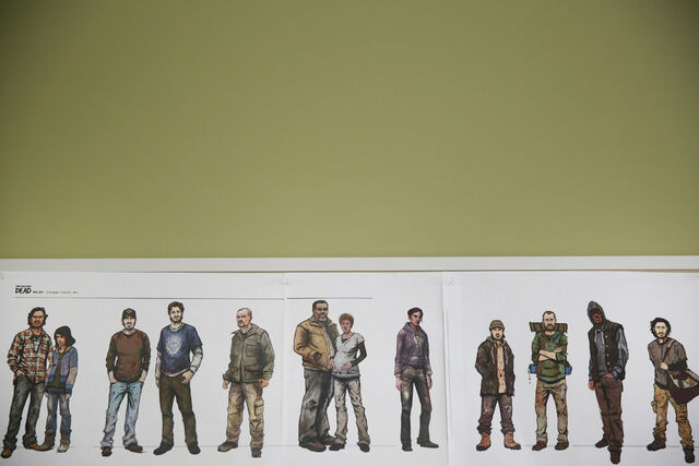 File:All Characters from Season 2 Episode 1 Telltale Slide Early Characters Concept.jpg