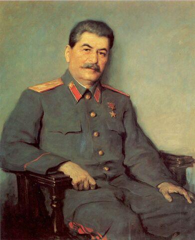 File:Victor Oreshnikov - Joseph Stalin.jpg