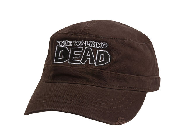 "File:THE WALKING DEAD ""ARMY"" HAT.JPG"