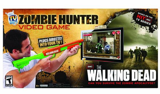 File:The Walking Dead Zombie Hunter.jpg
