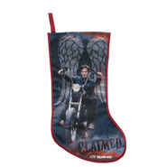 Daryl Dixon on Motorcycle Christmas Stocking