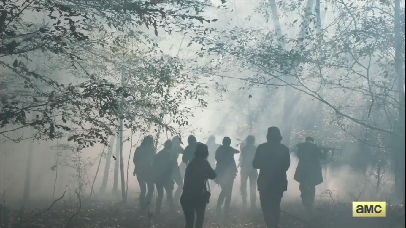 Image - Into the Fog ST S5B Promo.png : Walking Dead Wiki ...