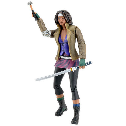 File:The Walking Dead Comic Series 1 5-inch Action Figure - Michonne.jpg