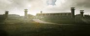 AMC TWD S3 Prison