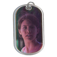 The Walking Dead - Dog Tag (Season 2) - MAGGIE GREENE 10 (Foil Version)