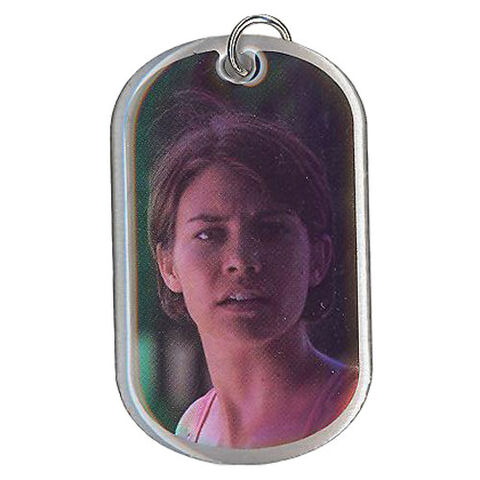 File:The Walking Dead - Dog Tag (Season 2) - MAGGIE GREENE 10 (Foil Version).jpg