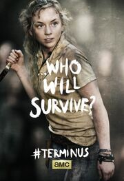 Beth Terminus Poster