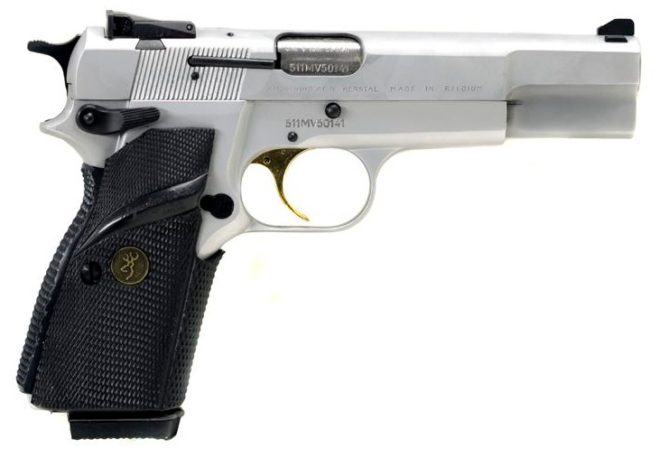 Image result for browning Hi power