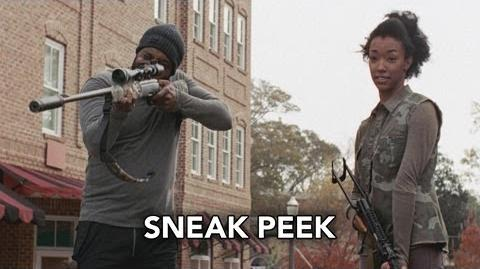 "The Walking Dead 3x14 Sneak Peek ""Prey"""