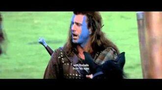 Braveheart Freedom Speech (HD)