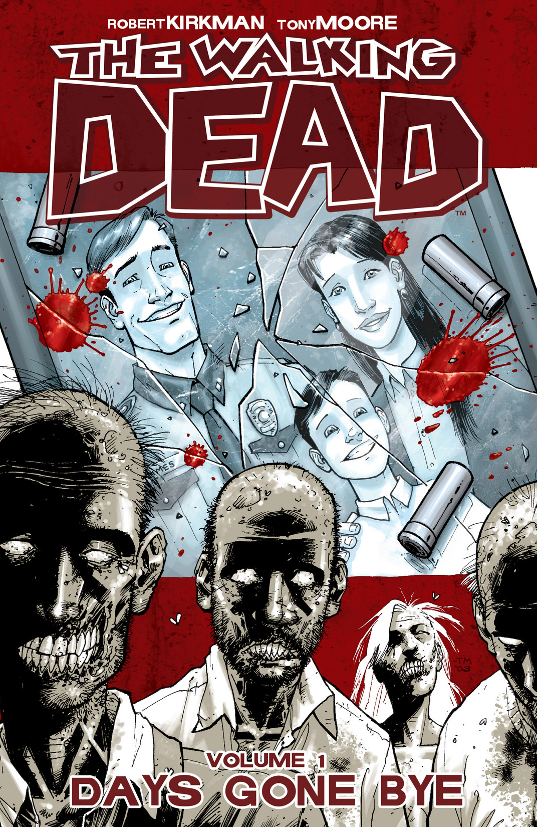 walking dead graphic novel