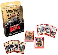 Munchkin Zombies- The Walking Dead 2