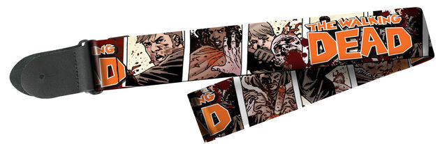 File:The Walking Dead Survivors Guitar Strap.jpg