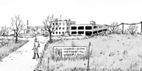 Harrison Memorial Hospital (Comic Series)
