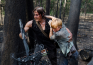 AMC 606 Daryl Helping Tina
