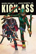 Kick-Ass (Comics) Cover
