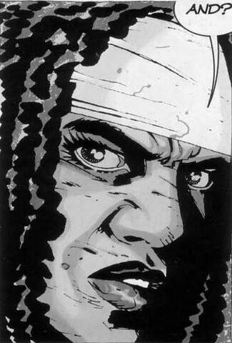 File:Michonne Issue 34 3.JPG