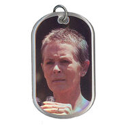 The Walking Dead - Dog Tag (Season 2) - CAROL PELETIER 3 (Foil Version)