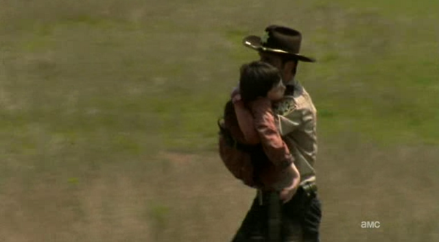 File:Rick Grimes & Carl Grimes (TV) 3.png