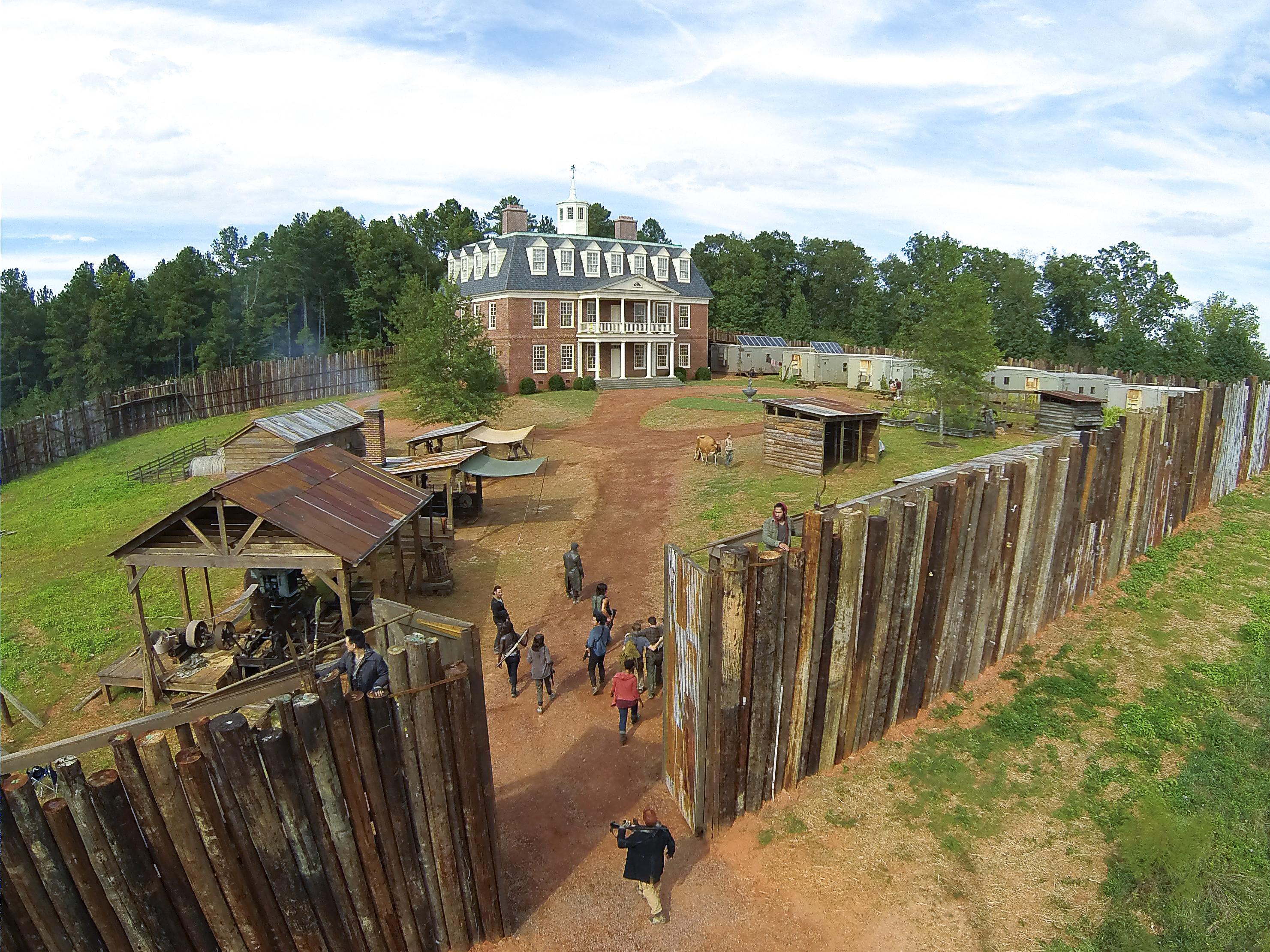 Hilltop Colony (TV Series)   Walking Dead Wiki   Fandom powered by ...