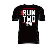 "THE WALKING DEAD ""RUN TWD"" T-SHIRT"