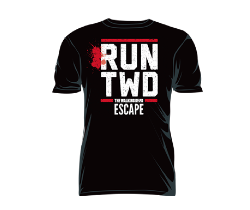 "File:THE WALKING DEAD ""RUN TWD"" T-SHIRT.PNG"