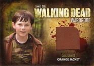 M4 Carl Grimes Orange Jacket
