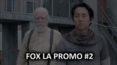 """The Walking Dead Season 4 4x01 """"30 Days Without An Accident"""" Fox LA Promo 2 English Captions"""