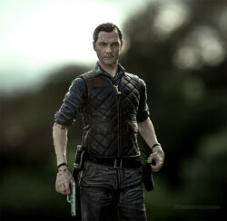 Walking Dead action figures TV series 4 The Governor 03
