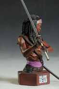 Michonne Mini Bust 4